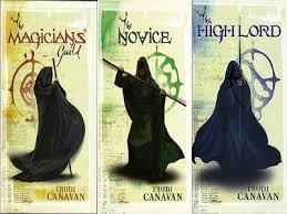black magicians trilogy